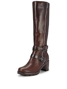 ugg-lananbspbiker-knee-boot