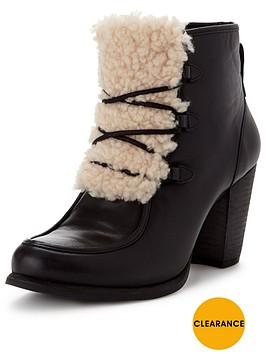 ugg-analisenbspexposed-faux-fur-ankle-bootnbsp