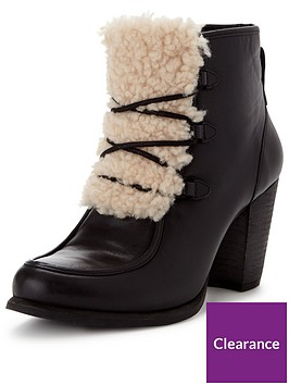 ugg-analisenbspexposed-faux-fur-ankle-bootnbsp