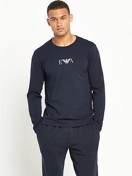 emporio-armani-chest-logo-ls-t-shirt