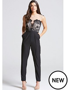 little-mistress-little-mistress-lace-bust-jumpsuit