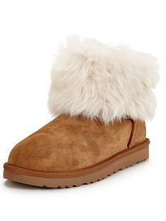 ugg-australia-ugg-valentina-exposed-fur-ankle-boot