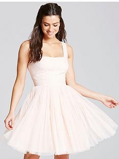 little-mistress-lace-mesh-mini-dress
