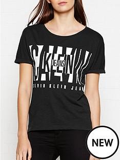 calvin-klein-tess-t-shirt-black