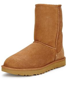 Ugg leather boots for women