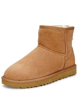 Ugg Ugg Classic Ii Mini Boot - Chestnut Picture