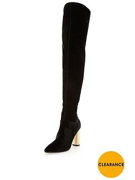 kg-tokyo-gold-heel-over-the-knee-bootnbsp