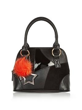 river-island-girls-kelly-patchwork-tote-bag