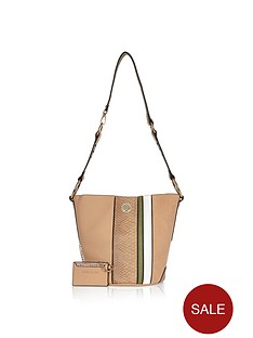 river-island-stripe-detail-bucket-bag-neutral