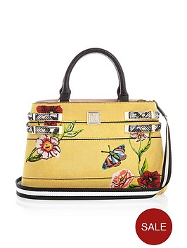 river-island-embroidered-side-strap-mini-tote