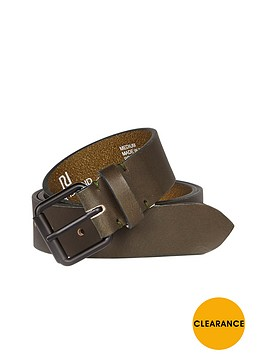 river-island-khaki-belt