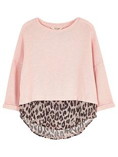 river-island-mini-mini-girls-pink-leopard-print-hybrid-top