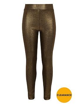river-island-girls-gold-foil-print-leggings