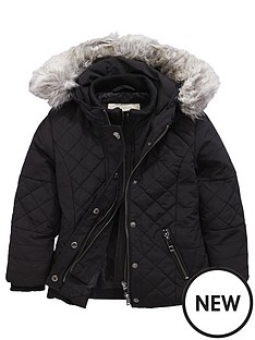 river-island-girls-quilted-double-zip-jacket
