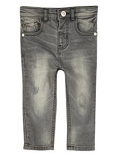 river-island-mini-girls-grey-skinny-jeans