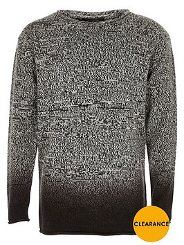 river-island-boys-grey-dip-dye-jumper