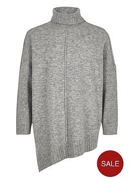 river-island-girls-knit-asymmetric-hem-tunic