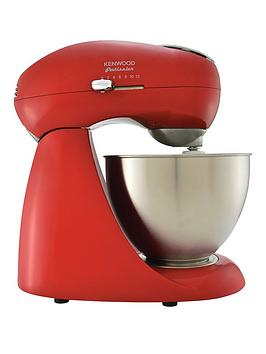 Kenwood Patissier Food Mixer  Red