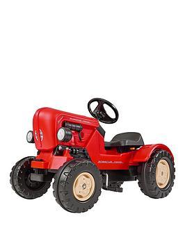 smoby-porche-tractor