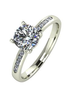 moissanite-9ct-gold-110-carat-solitaire-moissanite-ring-with-set-shoulders
