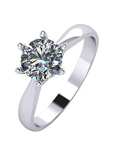 moissanite-platinum-1-carat-solitaire-moissanite-ring