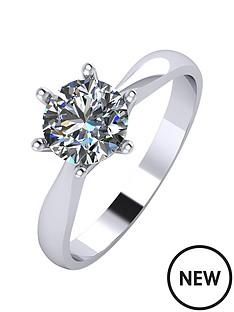 moissanite-platinum-1-carat-solitaire-moissanite-ring