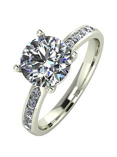 moissanite-9ct-gold-23-carat-solitaire-moissanite-ring-with-stone-set-shoulders