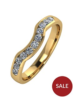 moissanite-9ct-gold-33pt-channel-set-shaped-wedding-ring