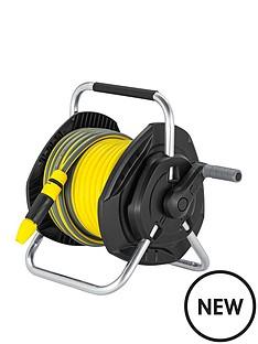 karcher-wall-mounted-hose-reel-hr4525-25m-12-inch-kit