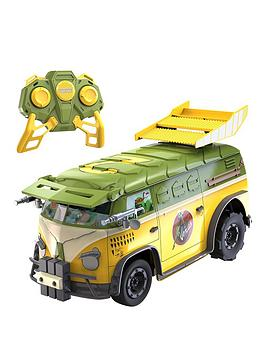 nikko-remote-control-teenage-muntant-ninja-turtles-party-van