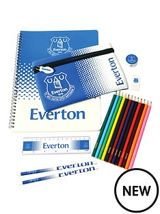 everton-west-ham-united-fc-fade-ultimate-stationery-set
