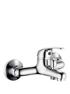 schutte-athos-plus-bath-mixer-tap-with-lever-handle