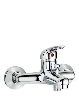 Schutte Athos Series Bath Mixer Tap With Lever Handle