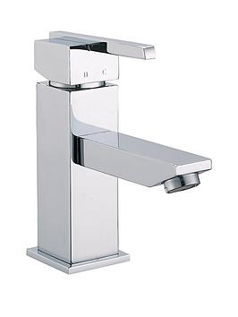Schutte Frog Basin Mixer Square Tap With Lever Handle