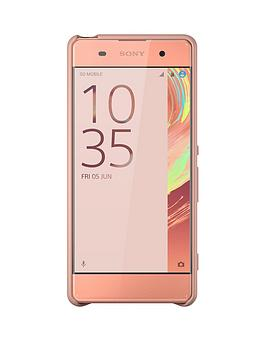 sony-smart-style-cover-sbc26-xperiatrade-xa-rose-gold