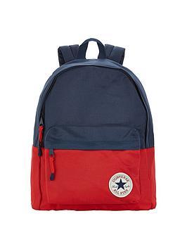 Converse Converse Older Boys Colour Block Backpack