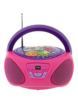 Shopkins Cd Boombox