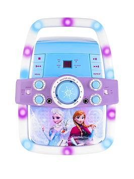 Disney Frozen Frozen Cdg Karaoke Machine With Lights
