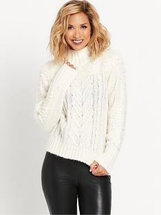 myleene-klass-cable-knit-jumper-cream