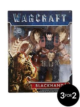 warcraft-6-inch-blackhand