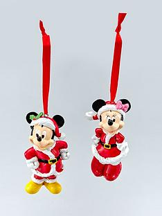 disney-mickey-amp-friends-3d-character-hanging-christmas-tree-decorations-2-pack