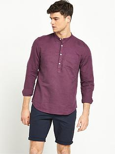 river-island-long-sleeve-grandad-shirt