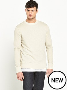 river-island-zip-detail-sweat-top