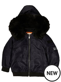 river-island-mini-boys-navy-hooded-bomber-jacket