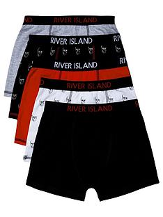 river-island-boys-skull-trunks-5-pack