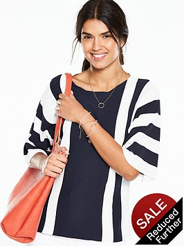 v-by-very-compact-striped-knitted-jumpernbsp