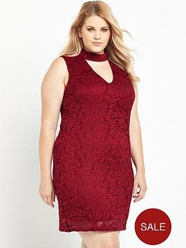 ax-paris-curve-lace-sing-dress