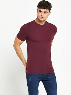 river-island-muscle-fit-short-sleeve-t-shirt