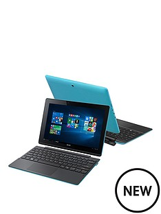 acer-switch-10-e-intelregnbspatomtrade-processor-2gbnbspram-32gbnbspemmc-ssd-storage-10-inchnbsptouchscreen-2-in-1-laptop-bluenbsp