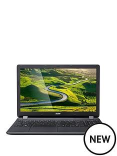 acer-aspire-es-15-intelreg-celeronreg-processor-4gb-ram-1tb-hard-drive-156-inch-laptop-with-optional-microsoft-office-365-black